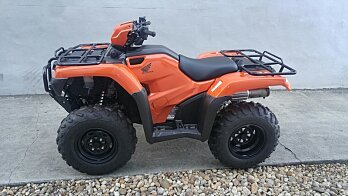 2016 Honda FourTrax Foreman 4x4 ES for sale 200358640