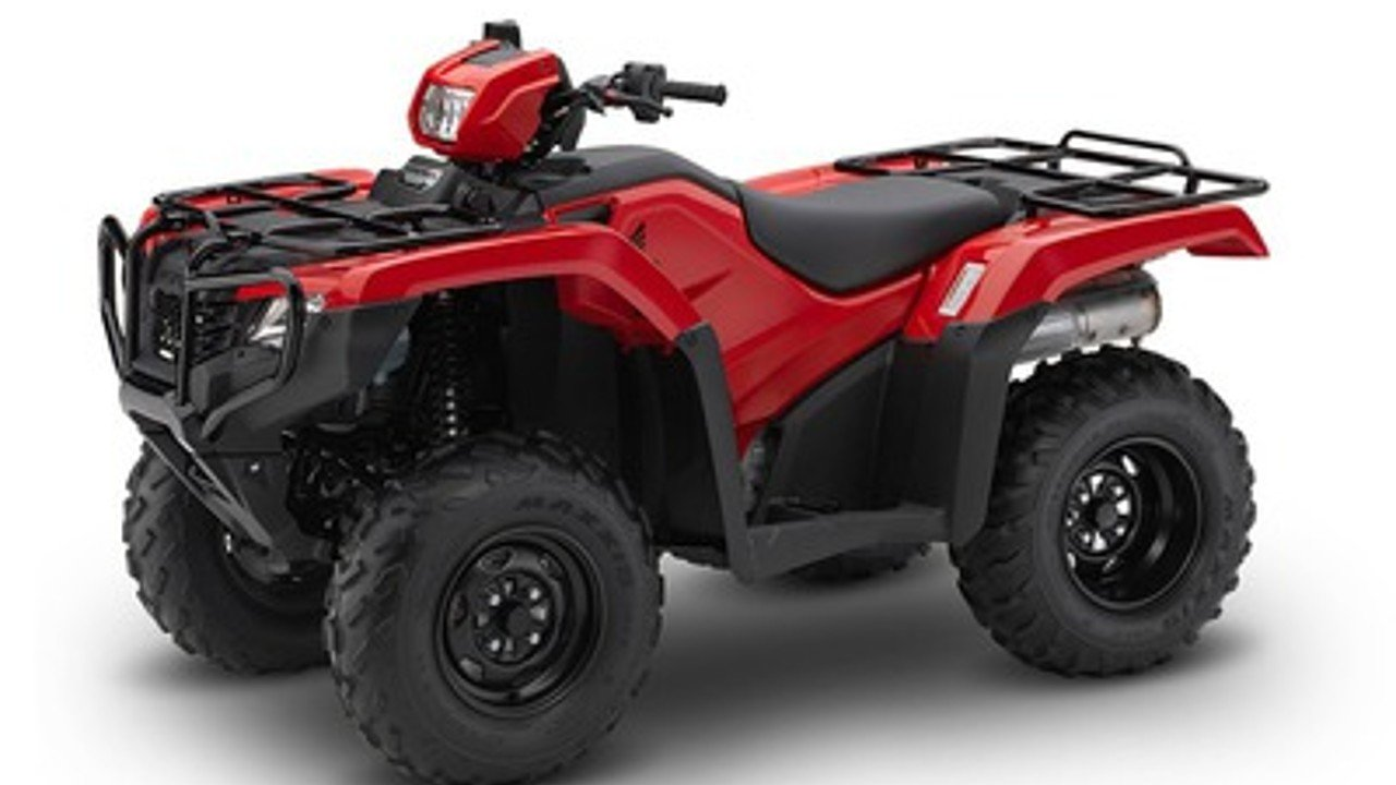 2016 Honda FourTrax Foreman for sale 200360682