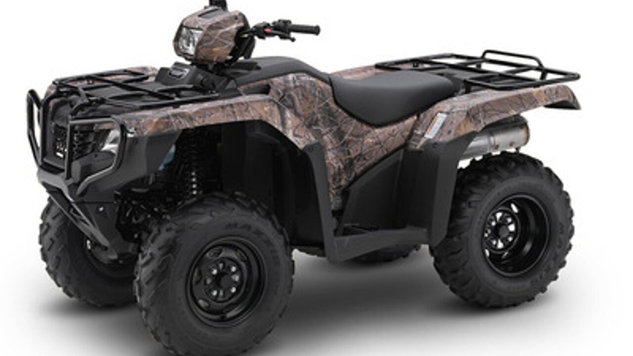 2016 Honda FourTrax Foreman 4x4 for sale 200362638