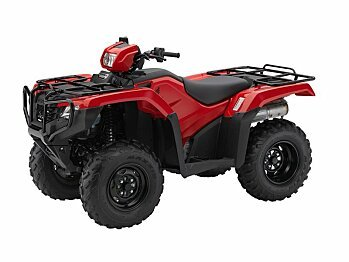 2016 Honda FourTrax Foreman for sale 200401238