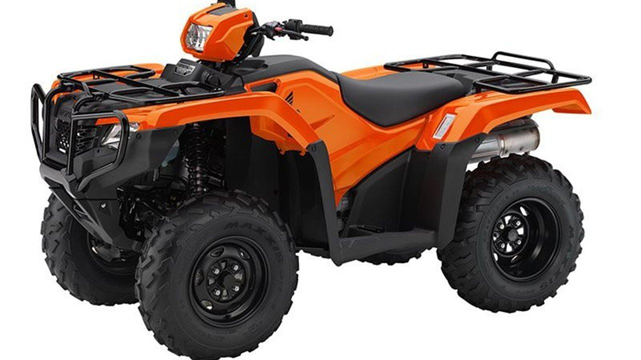 2016 Honda FourTrax Foreman for sale 200437044
