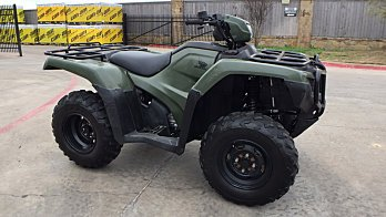 2016 Honda FourTrax Foreman for sale 200549350
