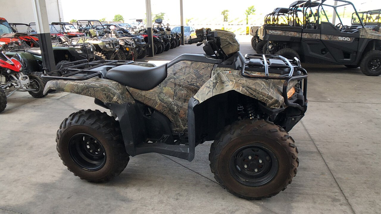 2016 Honda FourTrax Foreman 4x4 for sale 200549358