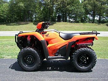 2016 Honda FourTrax Foreman for sale 200551640