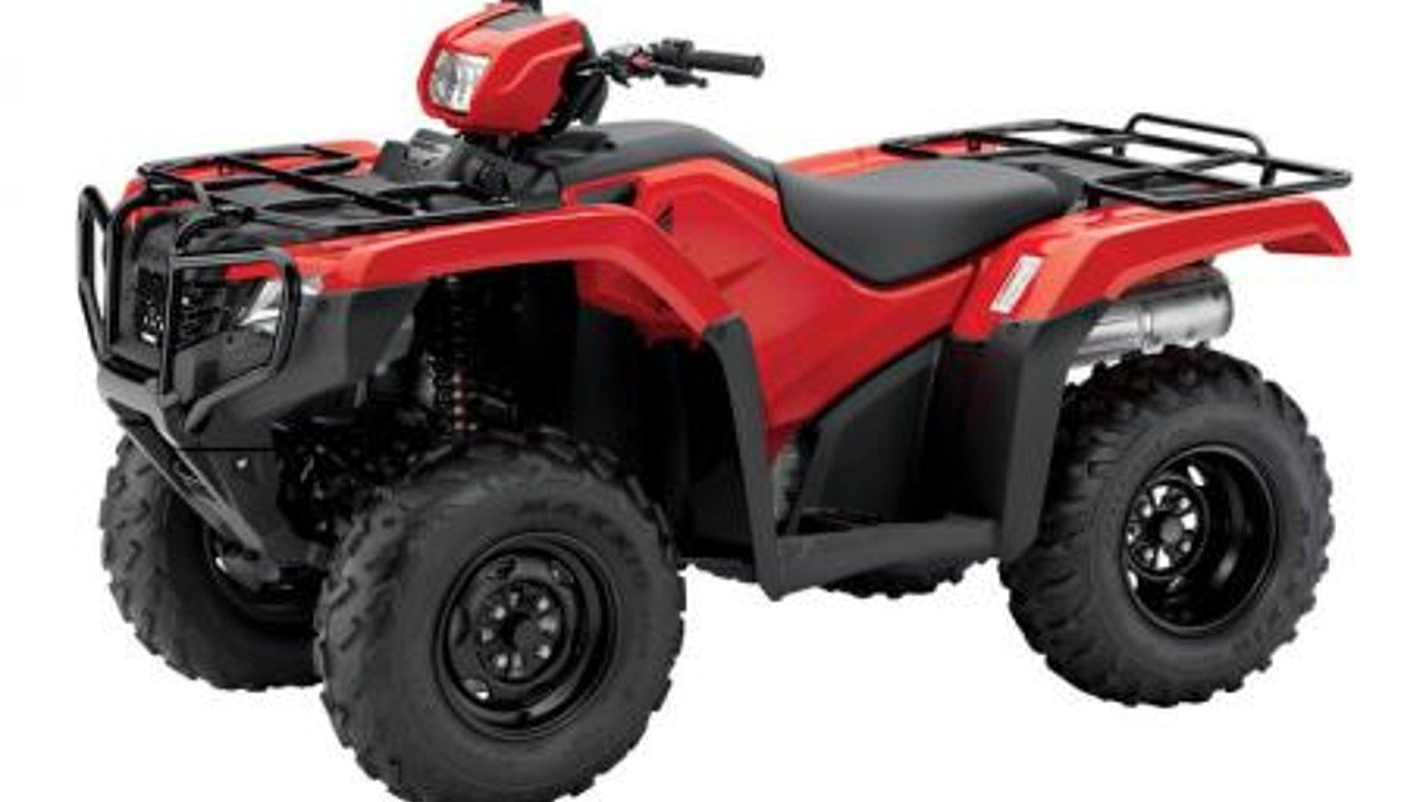 2016 Honda FourTrax Foreman for sale 200584811