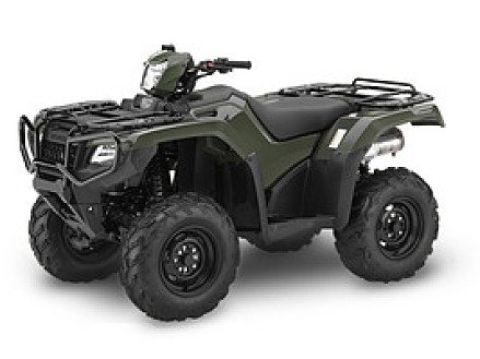 2016 Honda FourTrax Foreman for sale 200340357