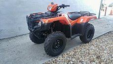 2016 Honda FourTrax Foreman for sale 200380945