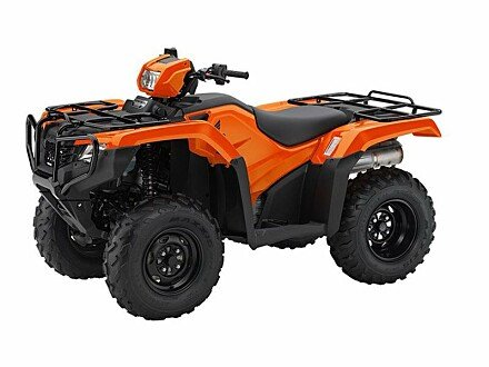 2016 Honda FourTrax Foreman for sale 200435943
