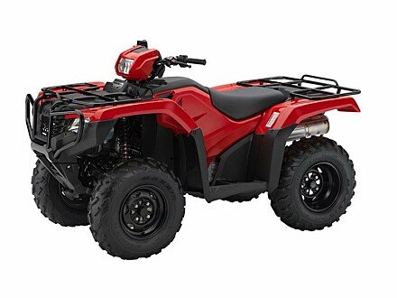 2016 Honda FourTrax Foreman for sale 200437039