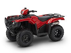2016 Honda FourTrax Foreman for sale 200457844