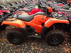 2016 Honda FourTrax Foreman for sale 200459661