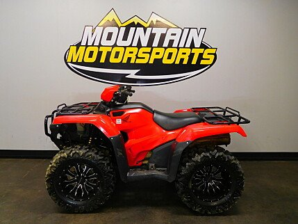 2016 Honda FourTrax Foreman for sale 200564806