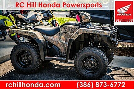 2016 Honda FourTrax Foreman for sale 200585173