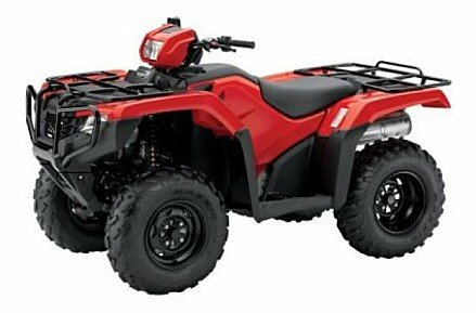 2016 Honda FourTrax Foreman for sale 200600606