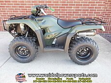 2016 Honda FourTrax Foreman for sale 200636609