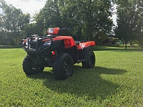 2016 Honda FourTrax Foreman for sale 200638177