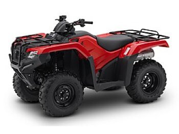 2016 Honda FourTrax Rancher for sale 200380947
