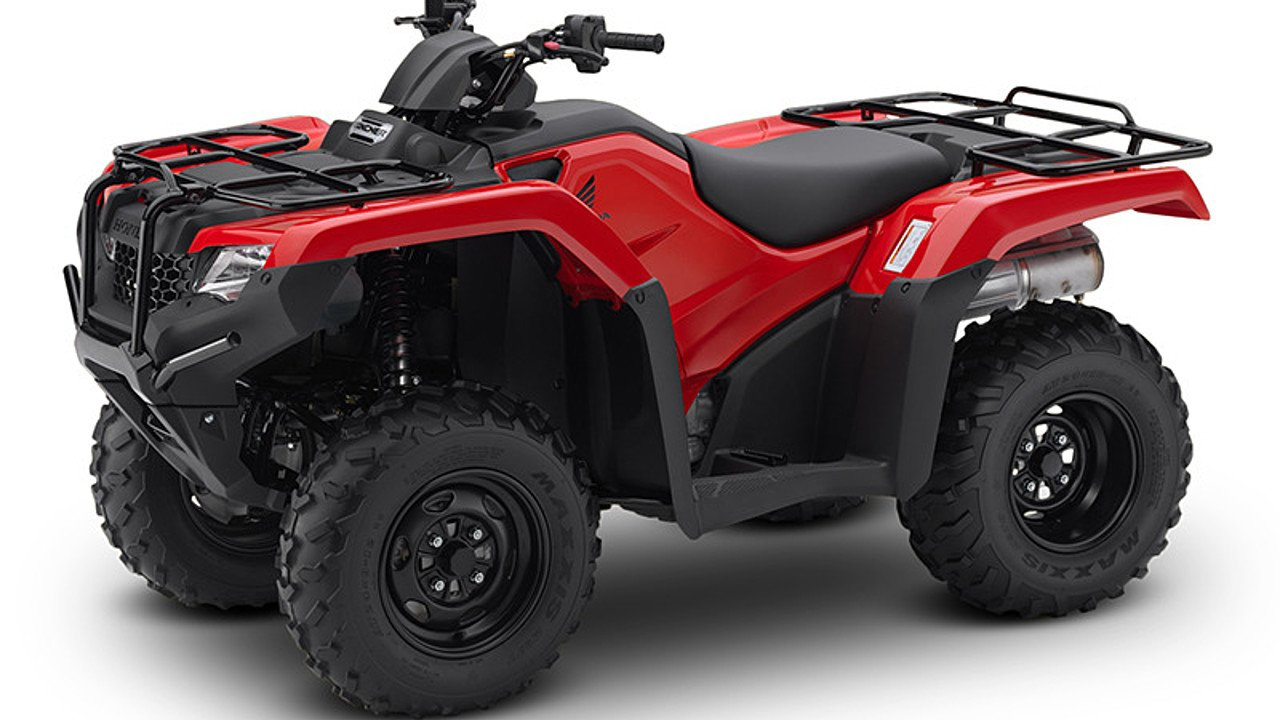 2016 Honda FourTrax Rancher for sale 200435789