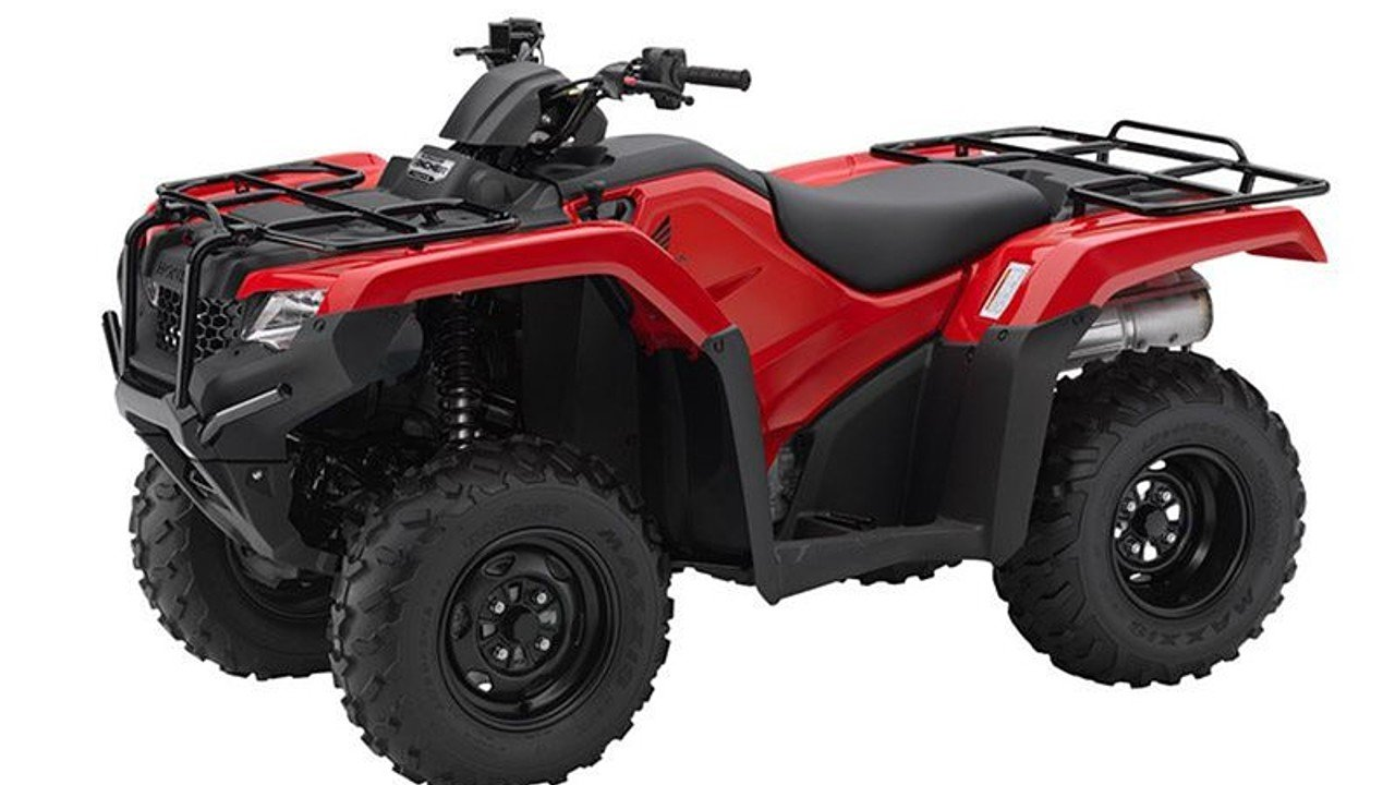 2016 Honda FourTrax Rancher for sale 200435795