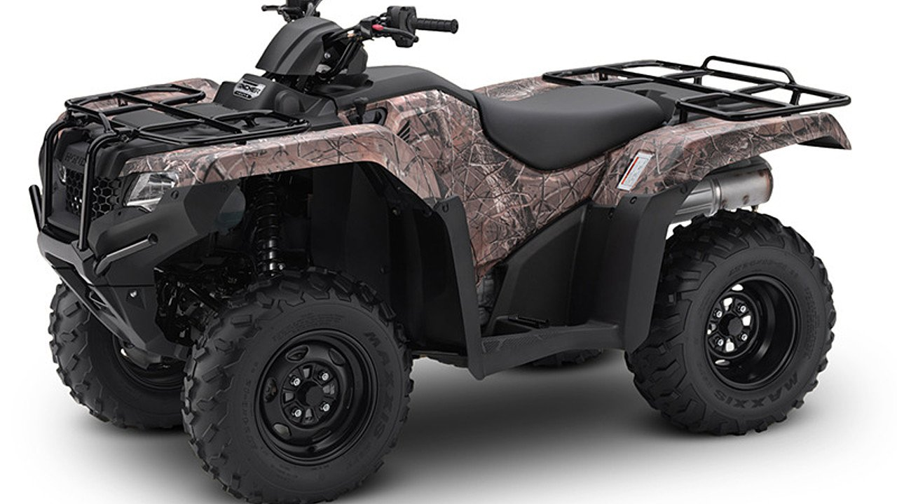 2016 Honda FourTrax Rancher for sale 200435939