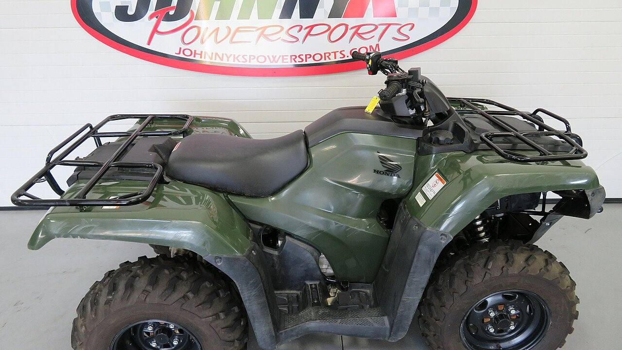 2016 Honda FourTrax Rancher for sale 200620498