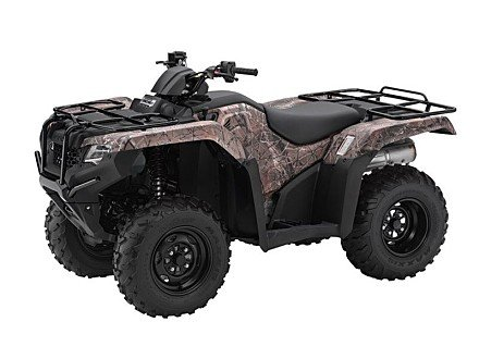2016 Honda FourTrax Rancher for sale 200435782
