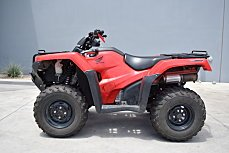 2016 Honda FourTrax Rancher for sale 200602059