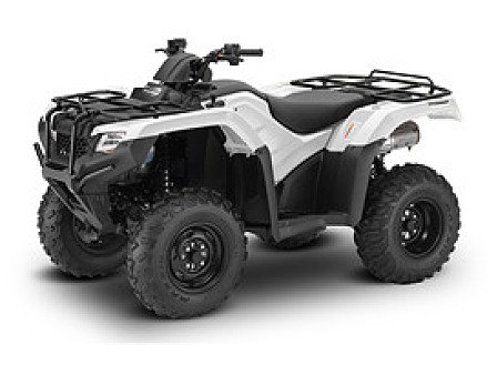 2016 Honda FourTrax Rancher 4x4 DCT IRS for sale 200603217