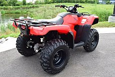 2016 Honda FourTrax Rancher for sale 200614714