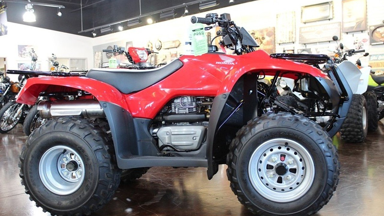 2016 Honda FourTrax Recon for sale 200360652
