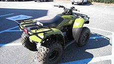 2016 Honda FourTrax Recon for sale 200548418