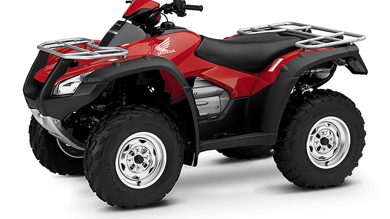 2016 Honda FourTrax Rincon for sale 200435730