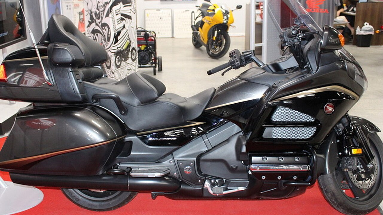 2016 Honda Gold Wing for sale 200340322