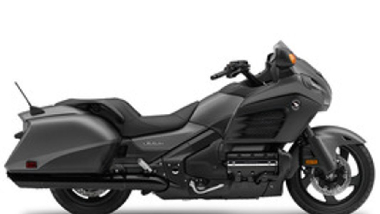 2016 Honda Gold Wing FB6 for sale 200341051