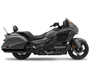 2016 Honda Gold Wing for sale 200341052