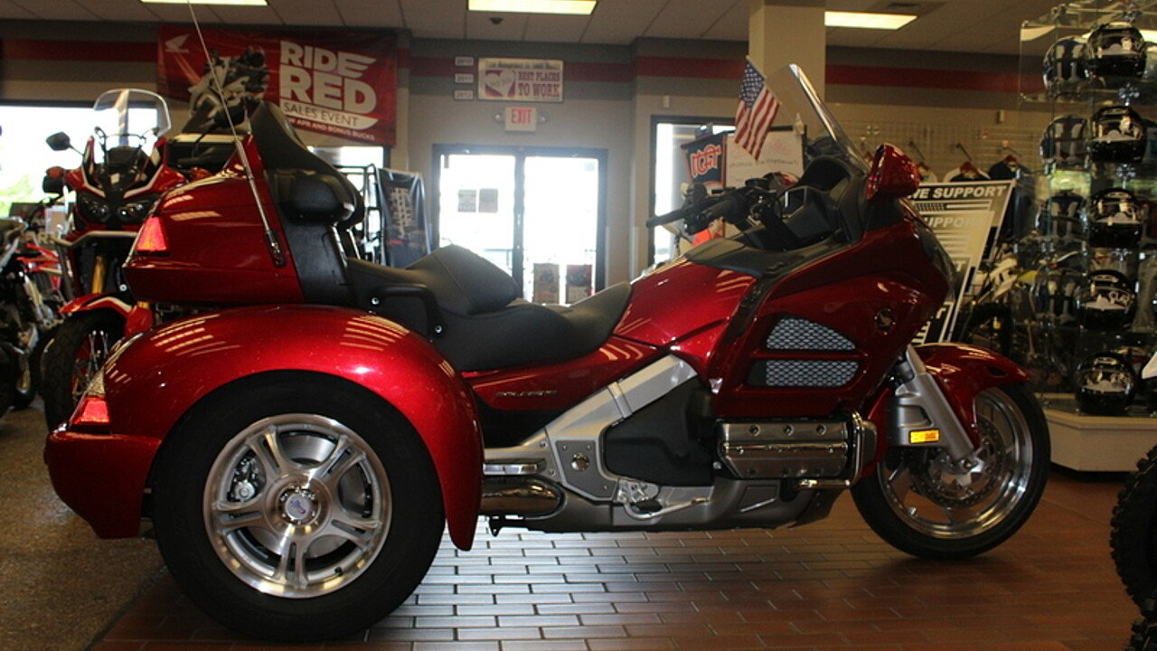 2016 Honda Gold Wing for sale 200403741