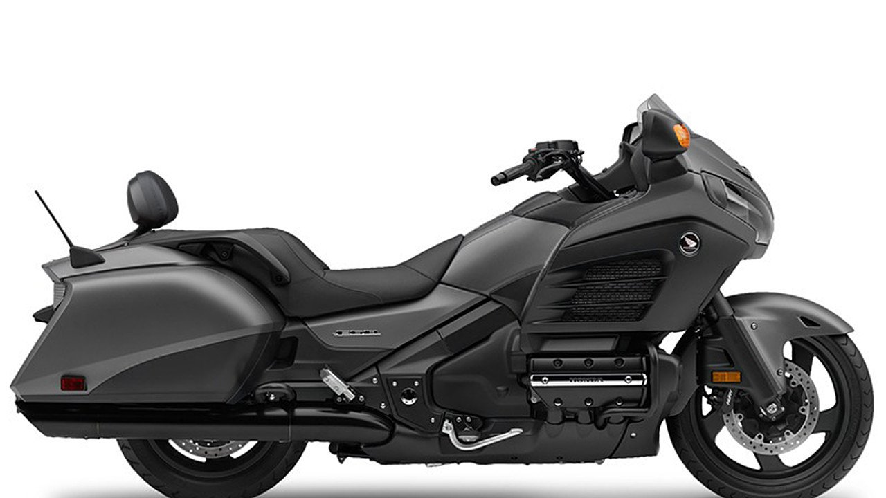 2016 Honda Gold Wing for sale 200435744