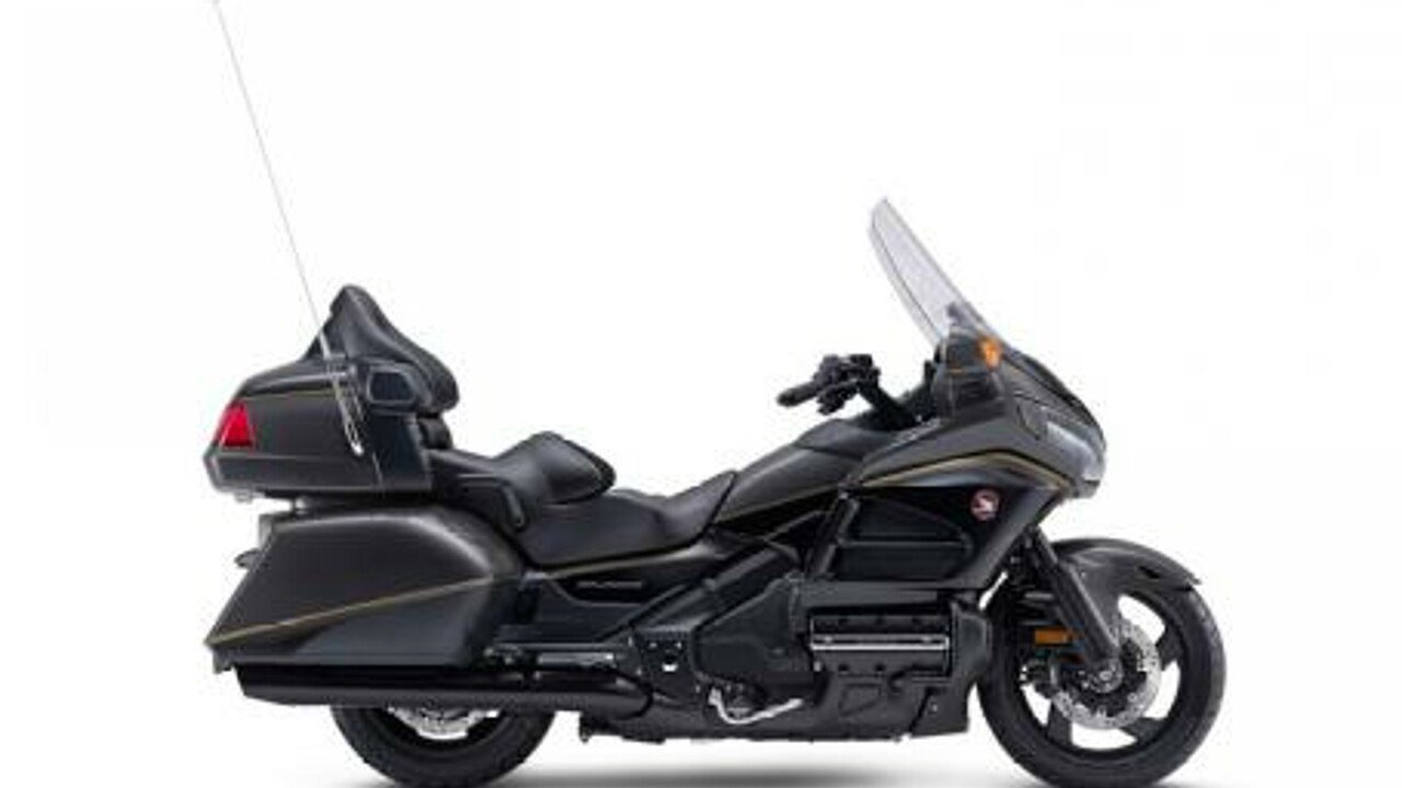 2016 Honda Gold Wing for sale 200436836