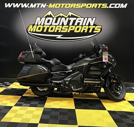 2016 Honda Gold Wing for sale 200537822