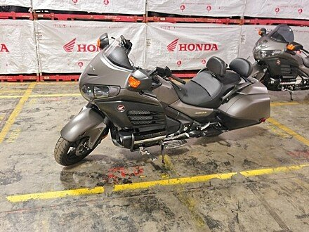 2016 Honda Gold Wing for sale 200549440