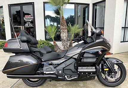 2016 Honda Gold Wing for sale 200621238