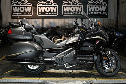 2016 Honda Gold Wing for sale 200625258