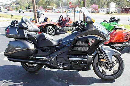 2016 Honda Gold Wing for sale 200625628