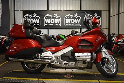 2016 Honda Gold Wing for sale 200630101