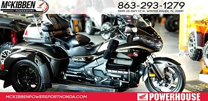 2016 Honda Gold Wing for sale 200632846