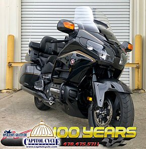 2016 Honda Gold Wing for sale 200635389