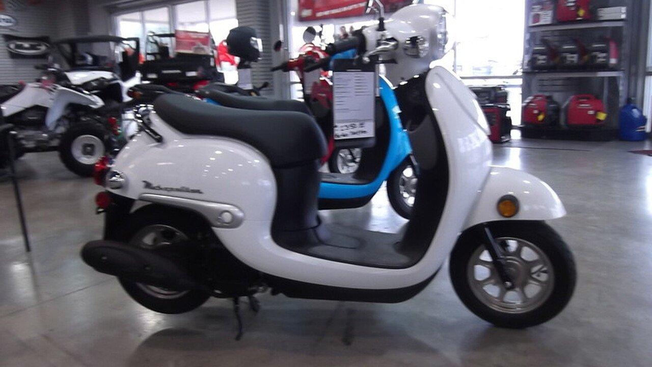 2016 Honda Metropolitan for sale 200423404