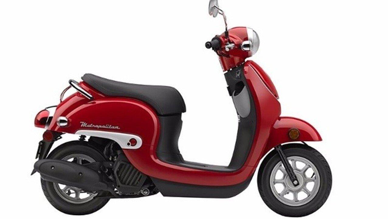 2016 Honda Metropolitan for sale 200452954