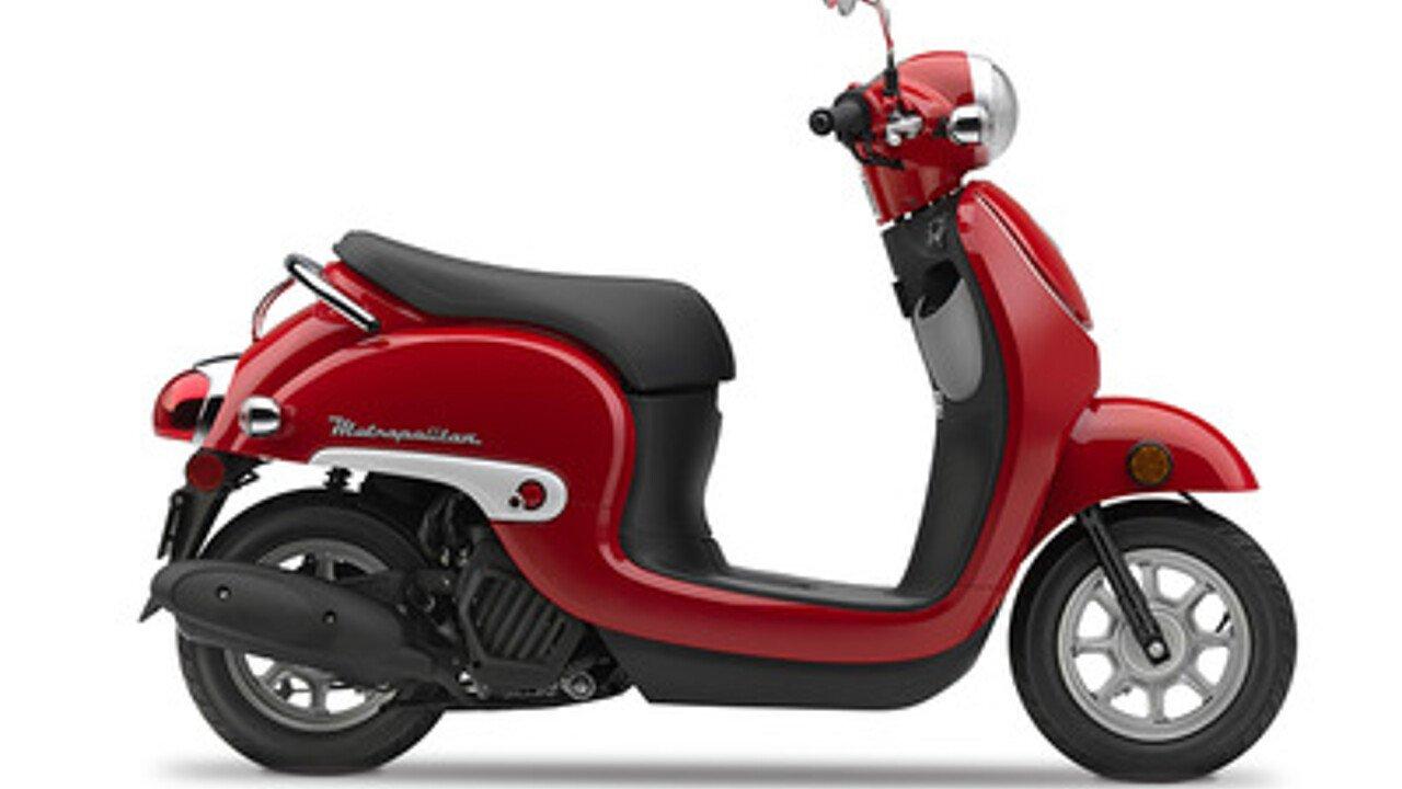 2016 Honda Metropolitan for sale 200454339