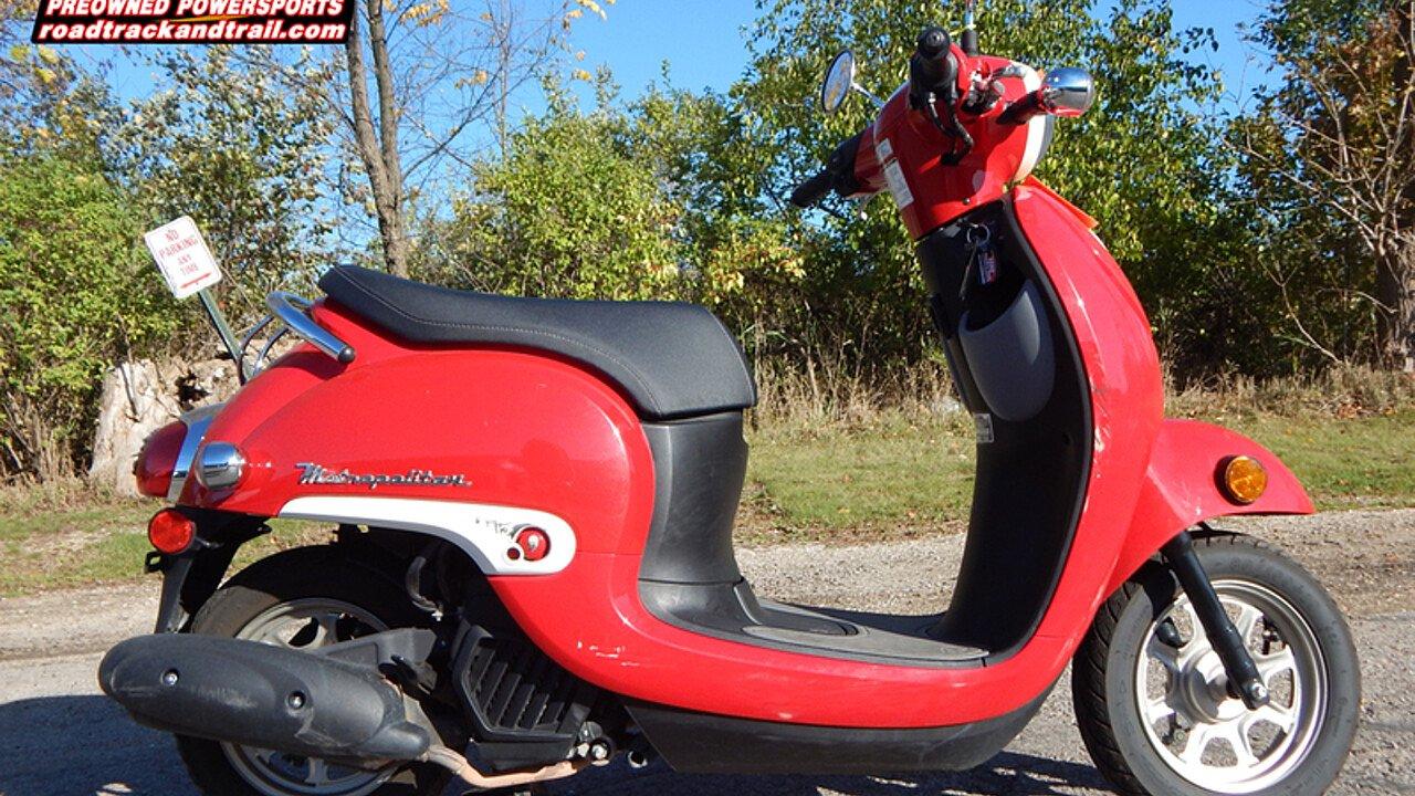 2016 Honda Metropolitan for sale 200502912